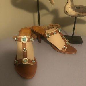 Franco Sarto Slide Sandal 👡